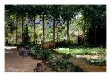 The Garden, 1879 Reproduction procédé giclée par Demetrio Cosola