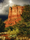 Courthouse Butte, Sedona, Arizona, USA Photographic Print by Margaret L. Jackson