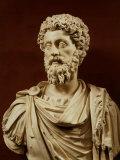 Marcus Aurelius, 121-180 Roman Emperor Photographic Print