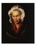 The Madwoman Giclee Print by Théodore Géricault