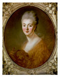 Constance de Lowendahl, 1771 Giclee Print by Jean-Honor&#233; Fragonard