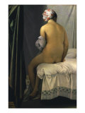 The Bather, called Baigneuse Valpincon or Valpincon Bather, 1808 Giclee Print by Jean-Auguste-Dominique Ingres