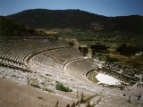 Theatre at Ephesus, 3rd Century BC Built to House 24,000 Spectators Photographic Print