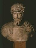 Lucius Aurelius Verus, Roman Emperor, ruled 161-9 Photographic Print