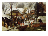 The Adoration of the Magi Giclee Print by Pieter Brueghel the Younger
