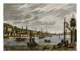 Riga, Latvia, 19th century Giclee Print
