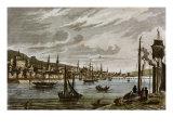Riga, Latvia, 19th century Giclee Print