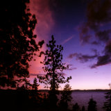 Sunset over Lake Tahoe, Nevada, USA Photographic Print by Deon Reynolds