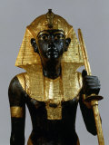 Ka Statue of Tutankhamun, c.1332-22 BC 18th Dynasty New Kingdom Egyptian Pharaoh Photographic Print