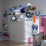 Reggie Wayne Wall Decal