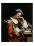 The Persian Sibyl, 1810 Giclee Print by Felice Giani