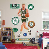 Larry Bird Wall Decal