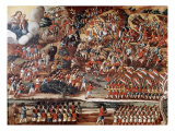 Battle of Guararapes, Brazil, 18 February 1649 Giclee Print