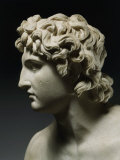 Alexander III, the Great, 356-323 BC, King of Macedonia Photographie