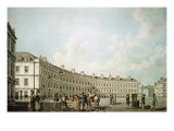 South Parade, Bath, 1775 Giclee Print by Thomas Malton