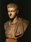 Caligula (Gaius Julius Caesar Germanicus), 12-41 AD Roman Emperor, as a Young Man Papier Photo