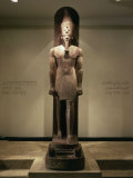 Amenhotep III, c. 1390-1353 BC 18th Dynasty Egyptian Pharaoh, Quartzite, Discovered 1989 in Luxor Photographic Print