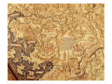 China, 1449 Giclee Print