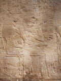 Ramose a Vizier under Amenhotep III 1390-1353 BC and Akhenaten 1353-1336 BC Photographic Print