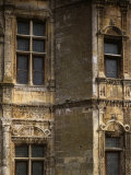 Windows Showing Decoration 1497-1510 Chau de Gaillon, Eure, France Photographic Print