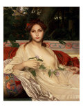Alba the Eastern Woman, 1848 Giclee Print by Alexandre Cabanel