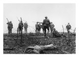 First day of Battle of the Somme July 1st 1916 Giclee Print