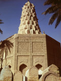 Tomb of Zubayda, Wife of Harun al-Rashid, 786-809 Photographic Print