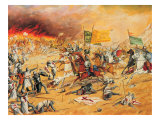 Saladin, c. 1137-93, Kurdish Muslim, founder of Ayyubid Dynasty Giclee Print