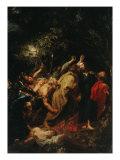 Seizure of Christ Giclée-Druck von Anthony Van Dyck