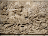 Francis I, King of France, Fighting at Battle of Marignano, 13 September 1515 Photographic Print