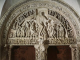 Pentecost, Sainte Marie-Madeleine Basilica, 12th century, Vezelay, France Photographic Print