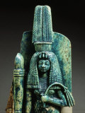 Queen Tiy, Wife of Amenhotep III, c. 1390-1353 18th Dynasty New Kingdom Egyptian Pharaoh Photographic Print