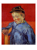 The Schoolboy, or Camille Roulin, 1877-1922 Giclee Print by Vincent van Gogh