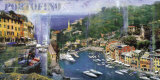 Portofino Prints by John Clarke