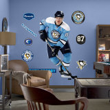 Sidney Crosby Throwback Wall Decal