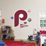 Philadelphia Phillies Classic Logo Wall Decal