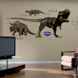 Dinosaurs Group Two Wall Decal