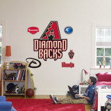 Arizona Diamondbacks Logo Wall Decal
