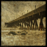 Ocean Pier No. 2 Prints by John Golden