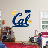 California Golden Bears Logo Wall Decal