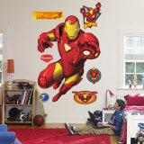 Iron Man Lepicí obraz na stěnu