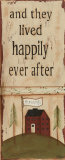 Happily Ever After Print by Kim Klassen