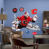 Miikka Kiprusoff Wall Decal