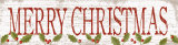 Merry Christmas Prints by Kathy Middlebrook