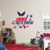 Washington Capitals Logo Wall Decal