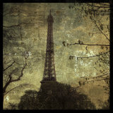 Eiffel Tower Prints by John Golden