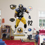 James Harrison Wall Decal