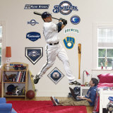 Ryan Braun Wall Decal
