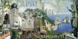 Capri Posters by John Clarke