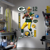 Aaron Rodgers Wall Decal